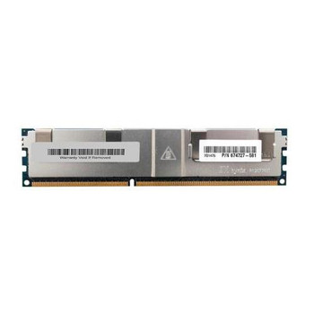 674727-581 HP 32GB DDR3 Registered ECC PC3-12800 1600Mhz 4Rx4 Memory