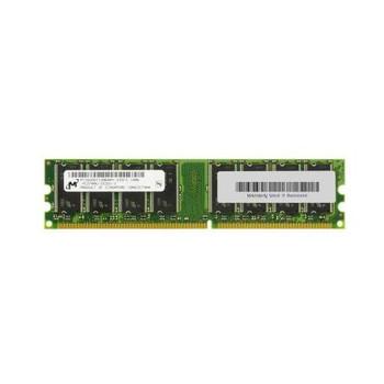 MT16VDDT12864AY-335F2 Micron 1GB DDR Non ECC PC-2700 333Mhz Memory