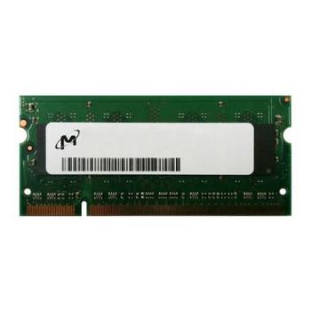MT4HTF6464HY-667G1 Micron 512MB DDR2 SoDimm Non ECC PC2-5300 667Mhz Memory