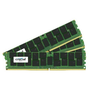 CT4K16G4RFD4213 Crucial 64GB (4x16GB) DDR4 Registered ECC PC4-17000 2133Mhz Memory