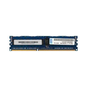 47J0221 IBM 8GB DDR3 Registered ECC PC3-14900 1866Mhz 1Rx4 Memory