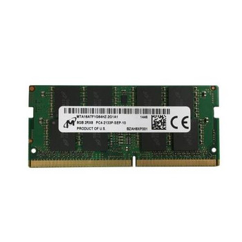 MTA16ATF1G64HZ-2G1 Micron 8GB DDR4 SoDimm Non ECC PC4-17000 2133Mhz 2Rx8 Memory
