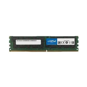 CT4K32G4LFQ4213 Crucial 128GB (4x32GB) DDR4 Registered ECC PC4-17000 2133Mhz Memory