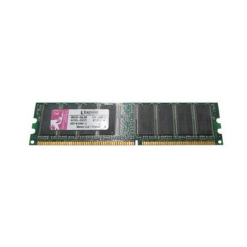 9905193-050.A00 Kingston 512MB (2x512MB) DDR Non ECC PC-3200 400Mhz Memory