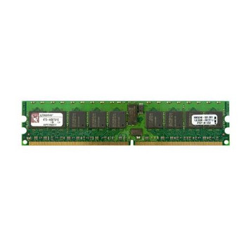 9965248-001.B01 Kingston 1GB DDR2 Registered ECC PC2-3200 400Mhz 1Rx4 Memory