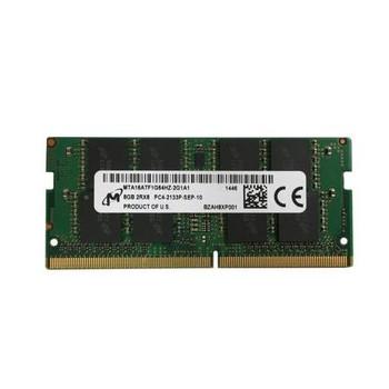 MTA16ATF1G64HZ-2G1A1 Micron 8GB DDR4 SoDimm Non ECC PC4-17000 2133Mhz 2Rx8 Memory