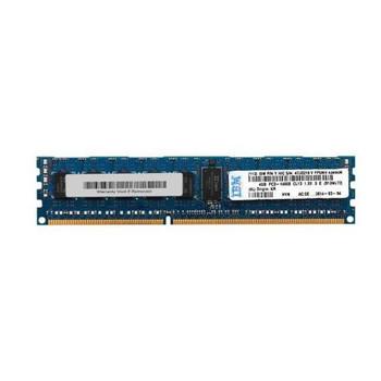47J0218 IBM 4GB DDR3 Registered ECC PC3-14900 1866Mhz 1Rx4 Memory