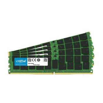 CT4K32G4RFD424A Crucial 128GB (4x32GB) DDR4 Registered ECC PC4-19200 2400Mhz Memory