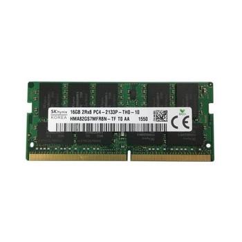 HMA82GS7MFR8N-TF Hynix 16GB DDR4 SoDimm ECC PC4-17000 2133Mhz 2Rx8 Memory