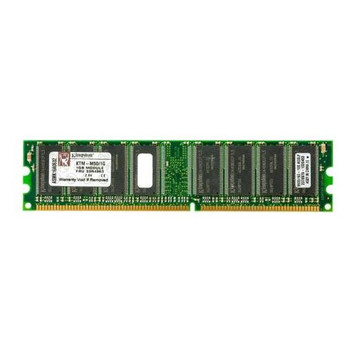 9905193-100.A00LF Kingston 1GB DDR Non ECC PC-3200 400Mhz Memory