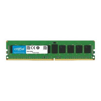 CT16G4RFS424A Crucial 16GB DDR4 Registered ECC PC4-19200 2400Mhz 1Rx4 Memory