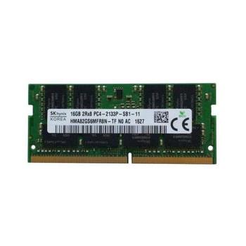 HMA82GS6MFR8N-TF Hynix 16GB DDR4 SoDimm Non ECC PC4-17000 2133Mhz 2Rx8 Memory
