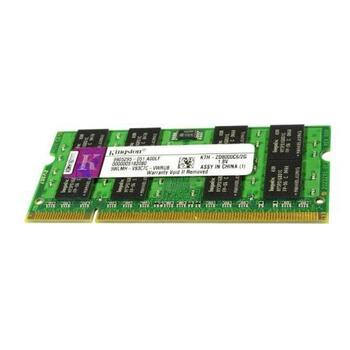 9905295-051.A00LF Kingston 2GB DDR2 SoDimm Non ECC PC2-6400 800Mhz Memory