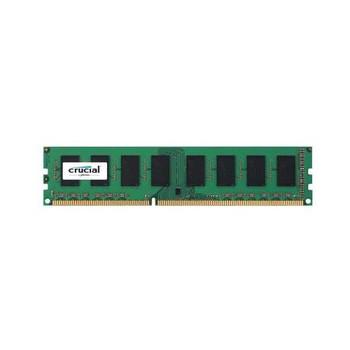 CT51264BA1339.C16FKR Crucial 4GB DDR3 Non ECC PC3-10600 1333Mhz 2Rx8 Memory