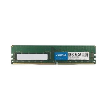 CT16G4WFD824A Crucial 16GB DDR4 ECC PC4-19200 2400Mhz 2Rx8 Memory