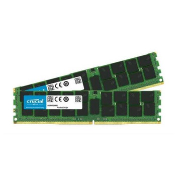 CT2K16G4RFD424A Crucial 32GB (2x16GB) DDR4 Registered ECC PC4-19200 2400Mhz Memory