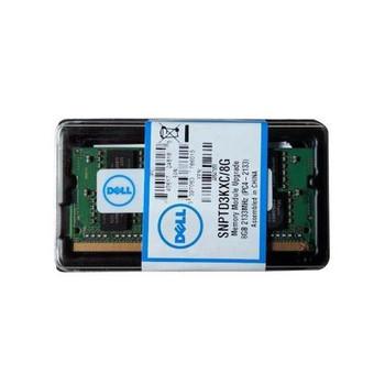 SNPTD3KXC/8G Dell 8GB DDR4 SoDimm Non ECC PC4-17000 2133Mhz 2Rx8 Memory