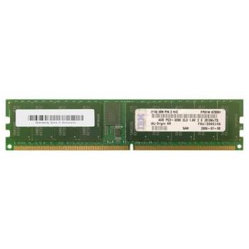 30R5146 IBM 4GB DDR2 Registered ECC PC2-3200 400Mhz 2Rx4 Memory