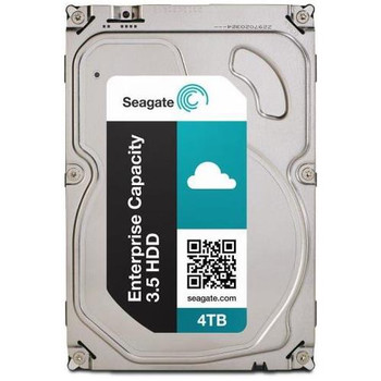 ST4000NM0034 Seagate 4TB 7200RPM SAS 12.0 Gbps 3.5 128MB Cache Enterprise Hard Drive