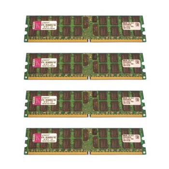 KTH-RX3600K4/16G Kingston 16GB (4x4GB) DDR2 Registered ECC PC2-4200 533Mhz Memory