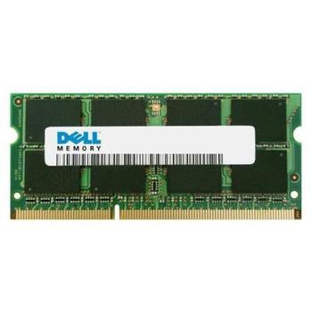 03D9HM Dell 1GB DDR3 SoDimm Non ECC PC3-10600 1333Mhz 1Rx8 Memory