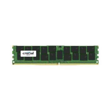 CT16G4RFD8266 Crucial 16GB DDR4 Registered ECC PC4-21300 2666MHz 2Rx8 Memory