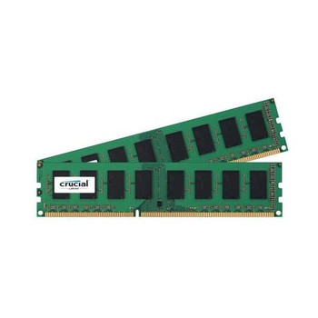 CT2K102464BD186D Crucial 16GB (2x8GB) DDR3 Non ECC PC3-14900 1866Mhz Memory