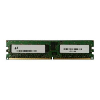 M18HTF6472Y-40EB2 Micron 512MB DDR2 Registered ECC PC2-3200 400Mhz 1Rx4 Memory