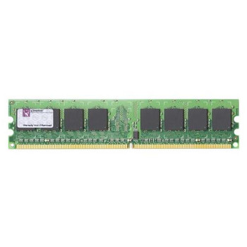 KST-XW4200-1GB Kingston 1GB DDR2 Non ECC PC2-3200 400Mhz Memory