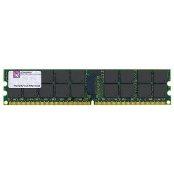 KTD-WS670 Kingston 2GB DDR2 Registered ECC PC2-3200 400Mhz 1Rx4 Memory