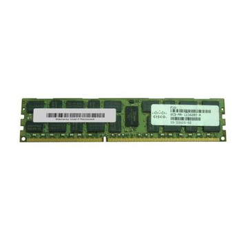 15-101778-01 Cisco 16GB DDR3 Registered ECC PC3-12800 1600Mhz 2Rx4 Memory