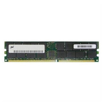 MTA9ASF1G72PZ-2G6 Micron 8GB DDR4 Registered ECC PC4-21300 2666MHz 1Rx8 Memory