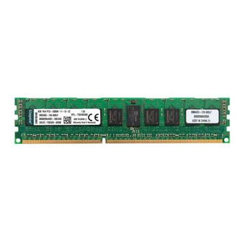9965433-154.A00LF Kingston 8GB DDR3 Registered ECC PC3-12800 1600Mhz 1Rx4 Memory