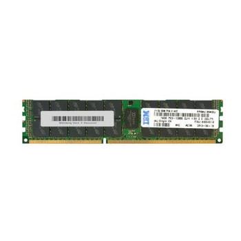 00D4970 IBM 16GB DDR3 Registered ECC PC3-12800 1600Mhz 2Rx4 Memory