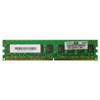 444909-061 HP 2GB DDR2 ECC PC2-6400 800Mhz Memory
