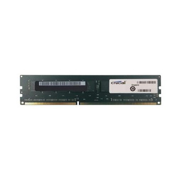CT51272BA186DJ Crucial 4GB DDR3 ECC PC3-14900 1866Mhz 1Rx8 Memory