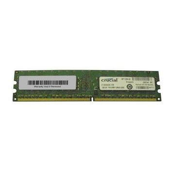 CT12864AA53E.16FB Crucial 1GB DDR2 Non ECC PC2-4200 533Mhz Memory