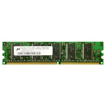 MT5VDDT3272AY-40BF1 Micron 256MB DDR ECC PC-3200 400Mhz Memory