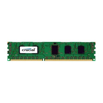 CT5117308 Crucial 8GB DDR3 ECC PC3-12800 1600Mhz 2Rx8 Memory