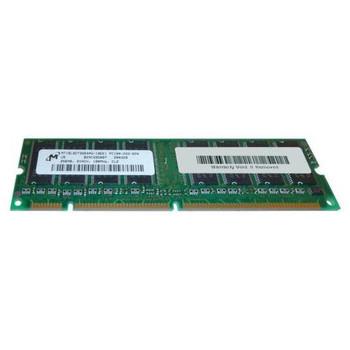 MT16LSDT3264AG-10EE1 Micron 256MB SDRAM Non ECC PC-100 100Mhz Memory