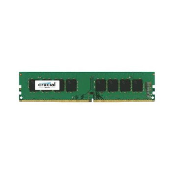 CT16G4DFD8266 Crucial 16GB DDR4 Non ECC PC4-21300 2666MHz 2Rx8 Memory