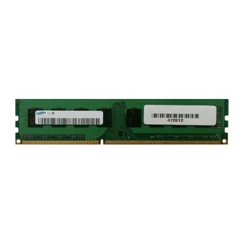 M378B2873DZ0-CF8 Samsung 1GB DDR3 Non ECC PC3-8500 1066Mhz Memory