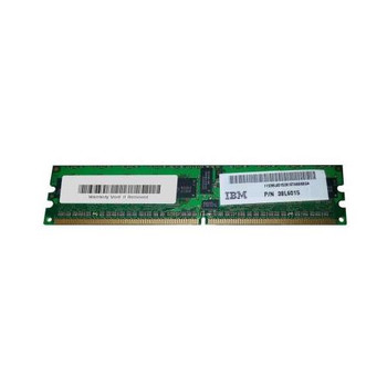 38L6015 IBM 512MB DDR2 Registered ECC PC2-3200 400Mhz 1Rx8 Memory