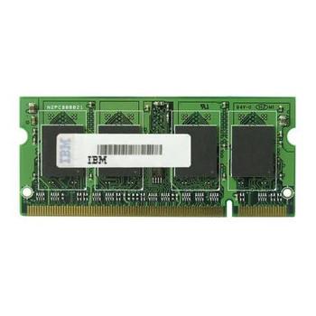 39L5136 IBM 16GB DDR2 SoDimm Non ECC PC2-4200 533Mhz Memory