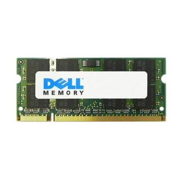 D6064 Dell 256MB DDR2 SoDimm Non ECC PC2-3200 400Mhz Memory
