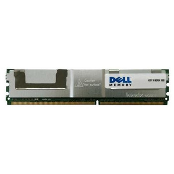 UW730 Dell 4GB DDR2 Fully Buffered FB ECC PC2-4200 533Mhz 2Rx4 Memory