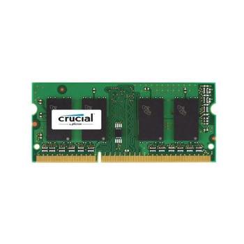 CT8G4SFS8266 Crucial 8GB DDR4 SoDimm Non ECC PC4-21300 2666MHz 1Rx8 Memory