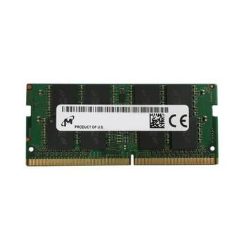 MTA16ATF1G64HZ-2G3 Micron 8GB DDR4 SoDimm Non ECC PC4-19200 2400Mhz 2Rx8 Memory