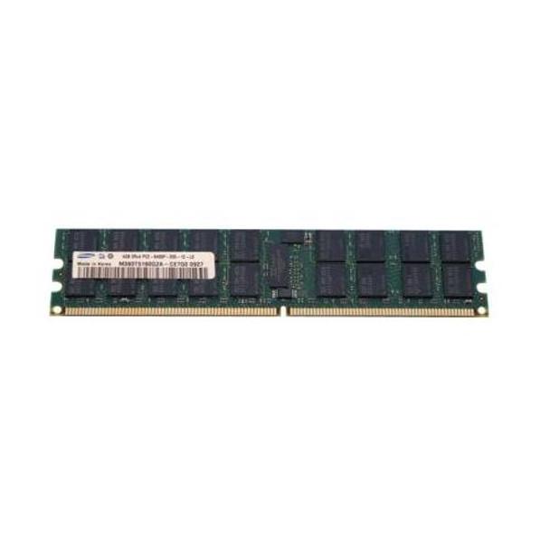 M393T5160QZA-CE7 Samsung 4GB DDR2 Registered ECC PC2-6400 800Mhz 2Rx4 Memory