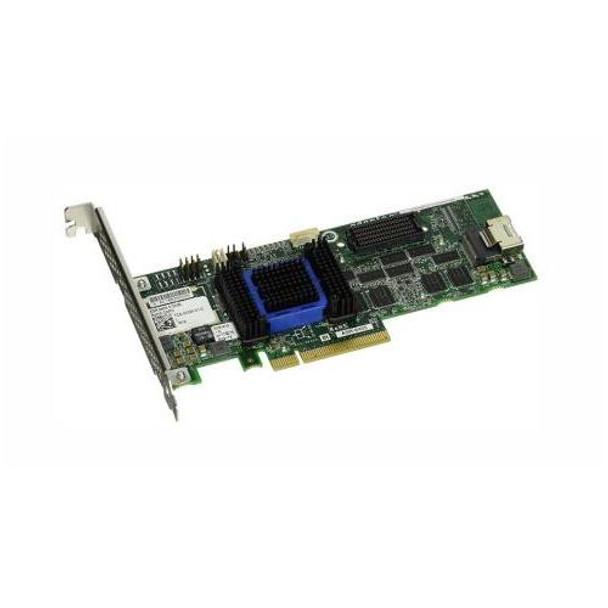 ASR-6405 Adaptec 512MB Cache 4-port SAS / SATA 6Gbps PCI Express 2.0 x8 RAID 0/1/5/6/10/50/1E/5EE/60 Plug-in Controller Card